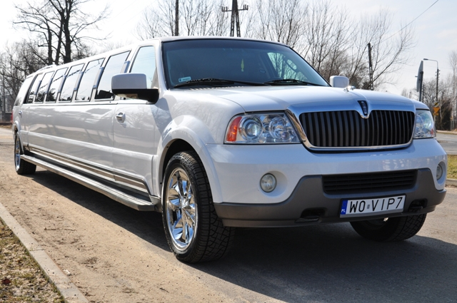 Rent a limo in Gdansk, Sopot, Gdynia