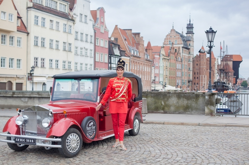 Retro tours in Gdansk