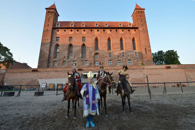 Gniew Castle. Tour of Poland – Hit The Road Travel