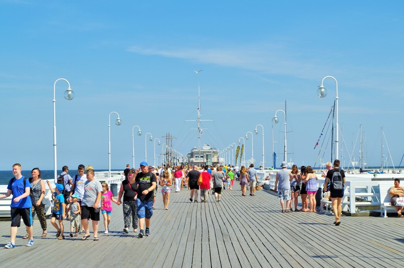 Pier in Sopot. Guided tour of Sopot – Hit The Road Travel