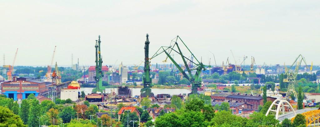 Gdansk Shipyard. Gdansk Travel – Hit The Road Travel