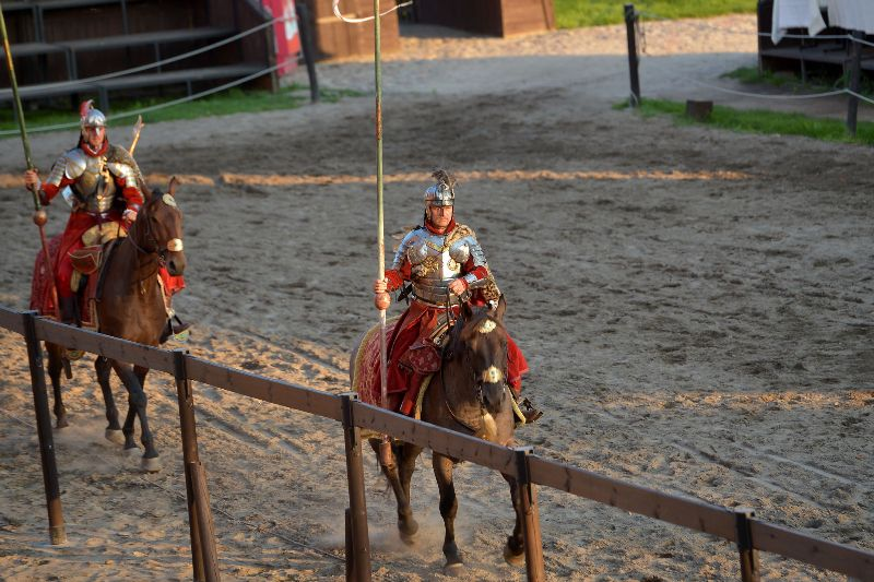 Tournament in the Gniew Castle. Tour of Poland – Hit The Road Travel