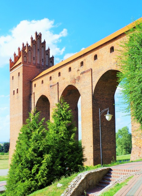 Gdanisko - the toilette in the castle in Kwidzyn. Tour of Poland – Hit The Road Travel