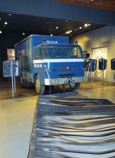 European Solidarity Centre - exhibition dedicated to the martial law in Poland. Gdansk tour – Hit The Road Travel