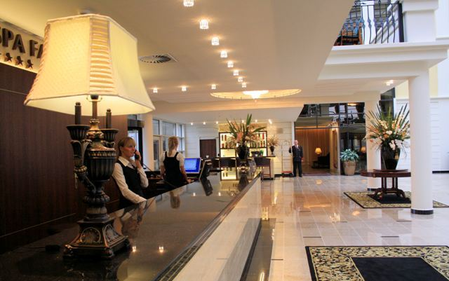 Lobby. Spa Gdynia. Spa weekend in Gdynia – Hit The Road Travel