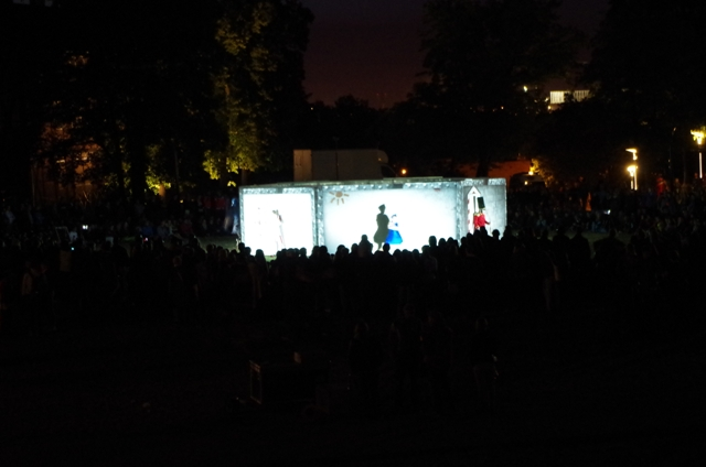 Usta Usta Republika (Poland), Cykl - FETA International Open Air and Street Theatre Festival in Gdansk