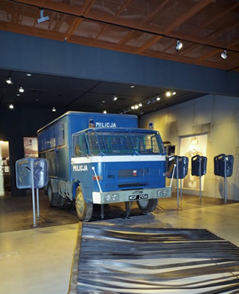 European Solidarity Centre - exhibition dedicated to the martial law in Poland. Guided tour of European Solidarity Centre – Hit The Road Travel