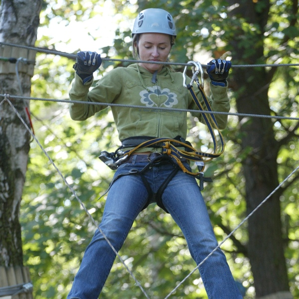 Adventure park in Gdynia. Active travel to Poland, sport tours to Gdansk – Hit The Road Travel