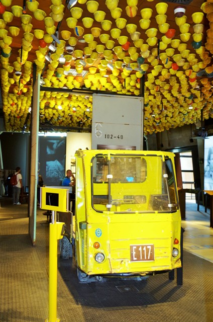 European Solidarity Centre - exhibition dedicated to Gdansk Shipyard. Group travel tour – Hit The Road Travel