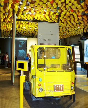 European Solidarity Centre - exhibition dedicated to Gdansk Shipyard. Guided tour of European Solidarity Centre – Hit The Road Travel