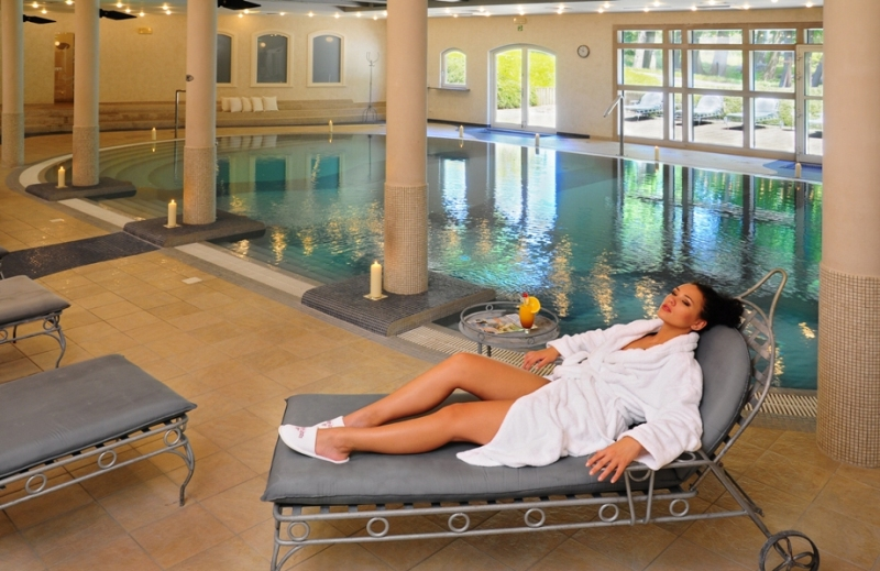 Strefa spa, basen. Spa weekend Gdansk – Hit The Road Travel