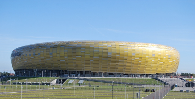 Amber Arena in Gdansk. Tour to Gdansk, Sopot and Gdynia – Hit The Road Travel