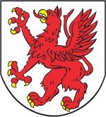 Tczew - the coat of arms