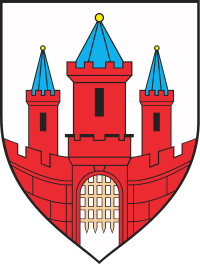Malbork - the coat of arms