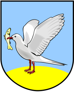 Gniew - the coat of arms
