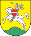 Paslek - the coat of arms