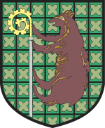 Reszel - the coat of arms