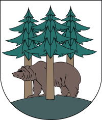 Ketrzyn - the coat of arms
