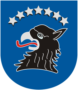 Kartuzy - the coat of arms
