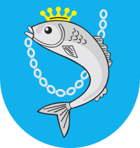 Mikolajki - coat of arms