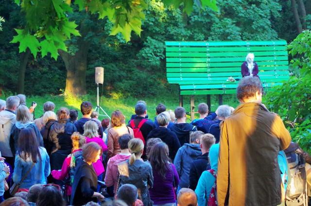 Teatro SÓ (Portugal), Sómente - FETA International Open Air and Street Theatre Festival in Gdansk