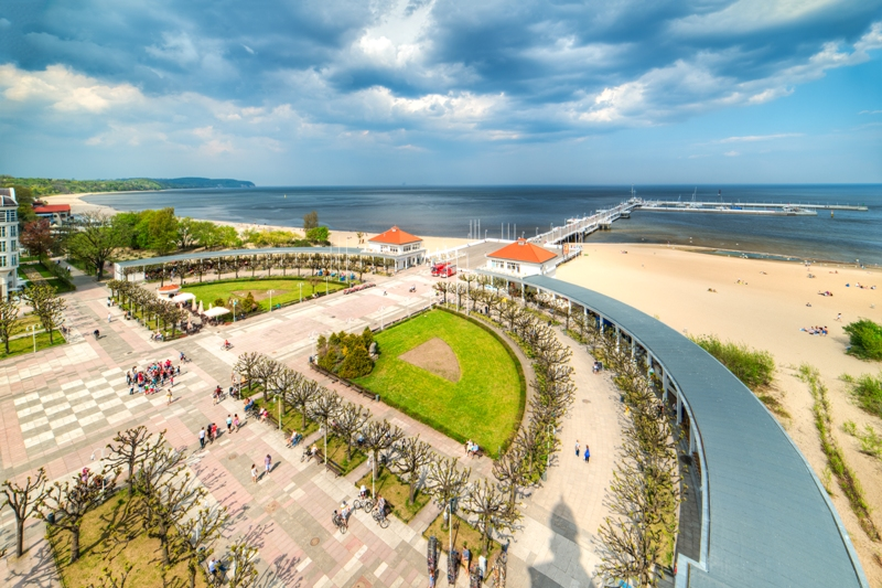 Pier in Sopot. Marine Tours of Gdansk, Sopot, Gdynia – Hit The Road Travel