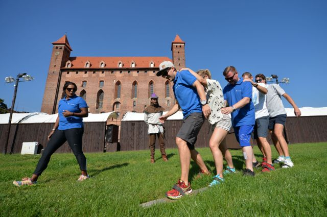 Team building, group work activities. Conference, event, meeting in Poland, Gdansk, Sopot, Gdynia – Hit The Road Travel