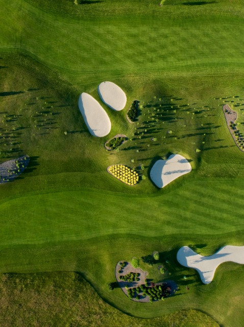 Golf course. Pilgrimage to Poland – Hit The Road Travel