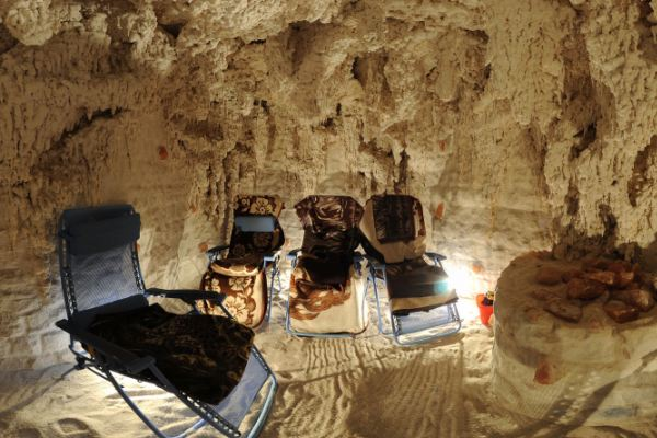 Salt cave. Spa Gdynia. Spa weekend in Gdynia – Hit The Road Travel
