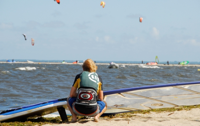 Windsurfing On Puck Bay. Marine Tours of Gdansk, Sopot, Gdynia – Hit The Road Travel