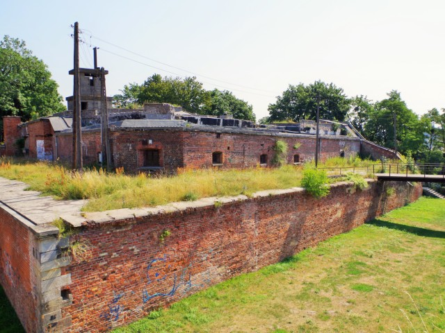 Gradowa Hill Fortress in Gdansk. Military tours – Hit The Road Travel