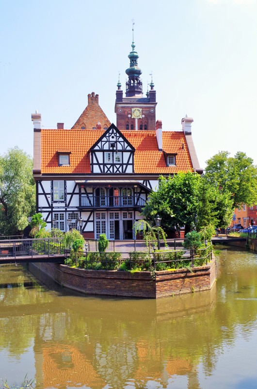 Old Town in Gdansk - the Miller's House. Tours of Gdansk – Hit The Road Travel