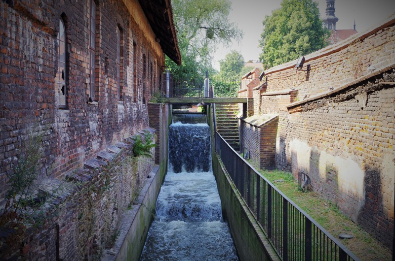 Gdansk - Great Mill. Heritage tours, engineering tour – Hit The Road Travel
