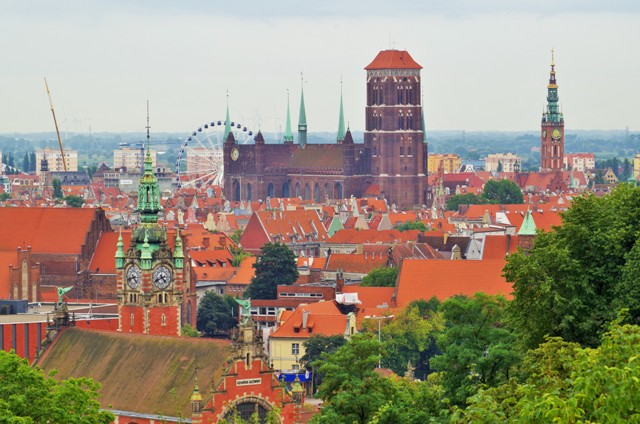 View of Gdansk. Pilgrimage to Poland – Hit The Road Travel