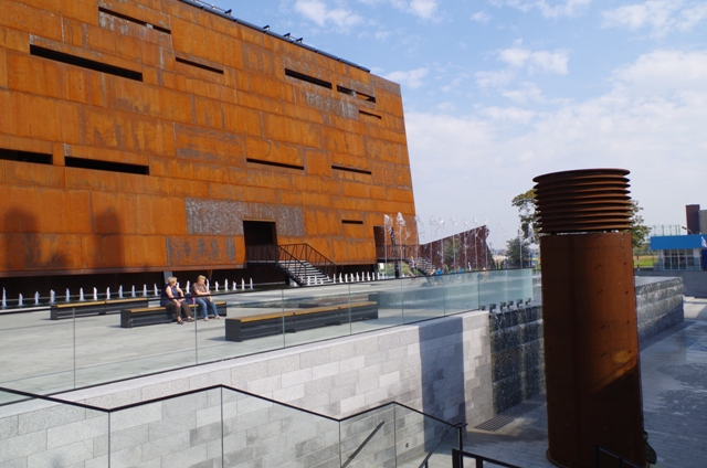 European Solidarity Centre. Guided tour of European Solidarity Centre – Hit The Road Travel