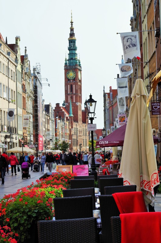 Royal Way in Gdansk. Tours of Gdansk – Hit The Road Travel