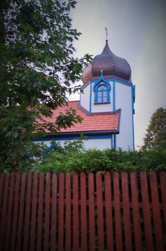 Wojnowo - the Eastern Orthodox Church. Tours of Poland – Hit The Road Travel