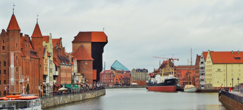 Long Quay in Gdansk. Tour of Poland – Hit The Road Travel