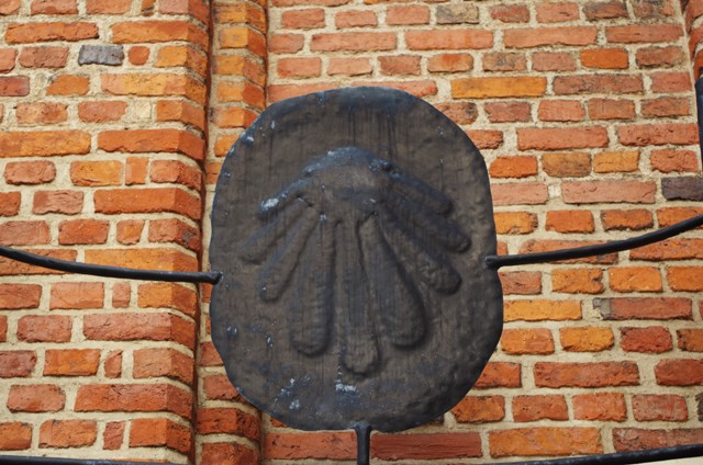 The symbol of the Way of St. James. Pilgrimage to Poland – Hit The Road Travel
