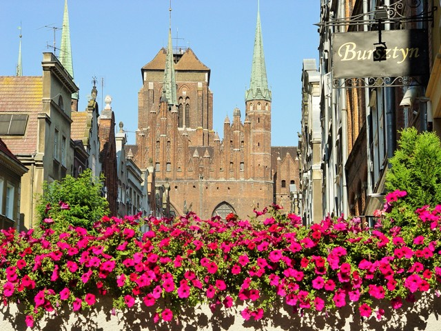 St. Mary's Church in Gdansk. Tour to Gdansk, Sopot and Gdynia – Hit The Road Travel