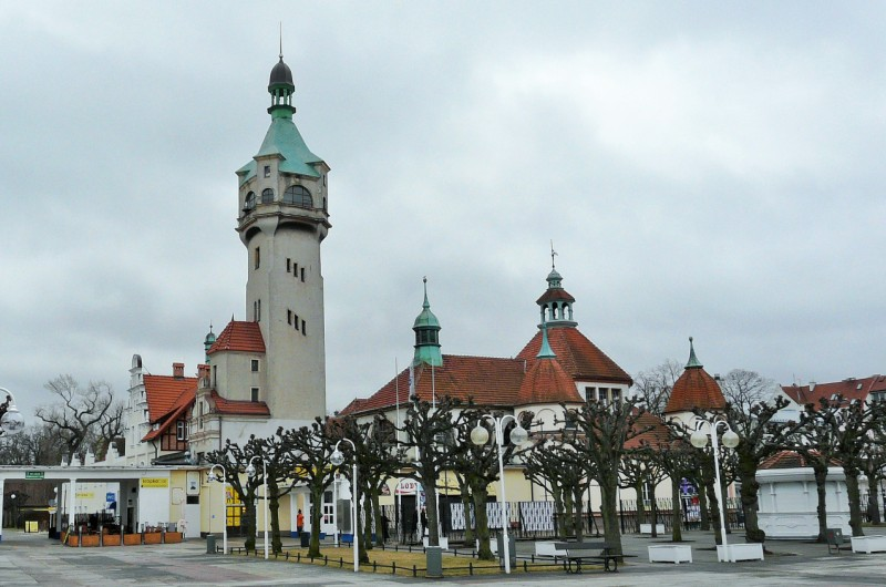 The lighthouse in Sopot. Marine Tours of Gdansk, Sopot, Gdynia – Hit The Road Travel