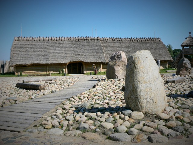'Faktoria' - Trading Post of Amber Route in Pruszcz Gdanski, Poland. Amber tours – Hit The Road Travel