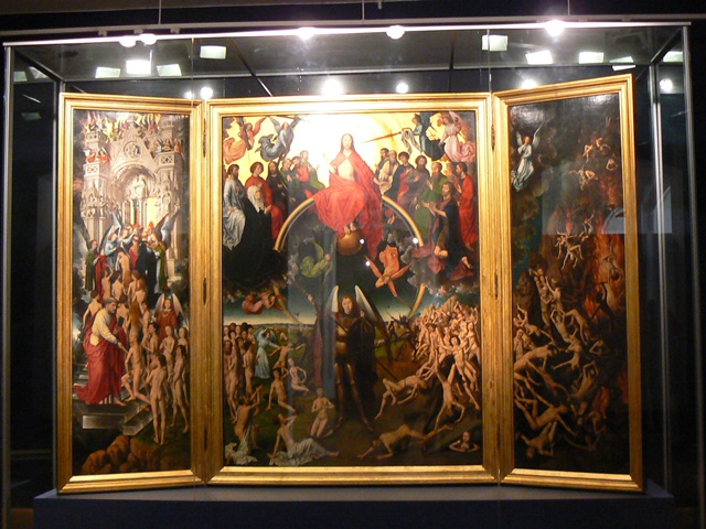 Hans Memling's Last Judgement. Group travel tour – Hit The Road Travel