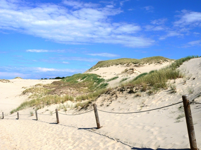 Slowinski National Park - wandering dunes. Poland travel packages – Hit The Road Travel