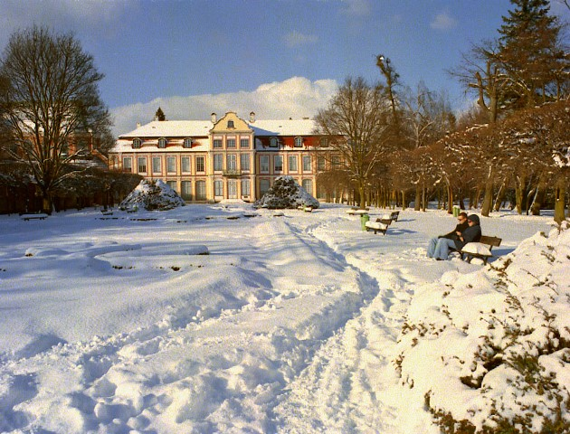 Abbot's Palace in Oliwa Park, Gdansk. Walking tour with a guide in Gdansk – Hit The Road Travel