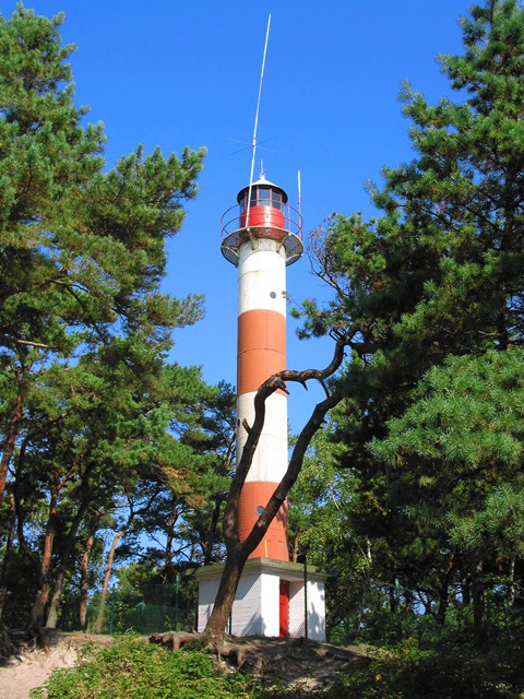 Lighthouse in Jastarnia. Marine Tours of Gdansk, Sopot, Gdynia – Hit The Road Travel