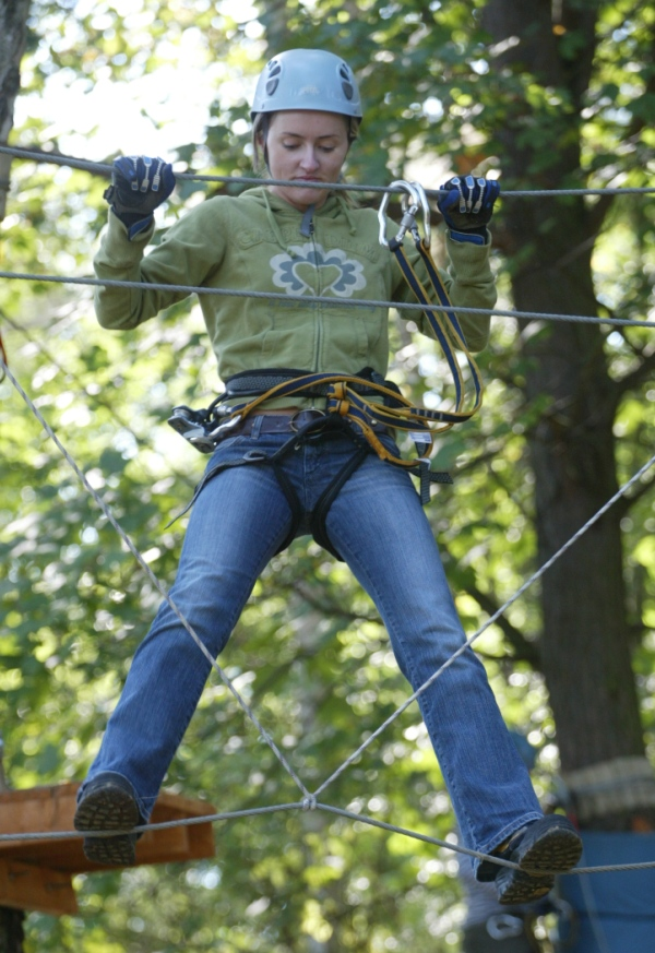Adventure Park, Gdynia. Tour for kids in Gdansk, school trips to Poland – Hit The Road Travel
