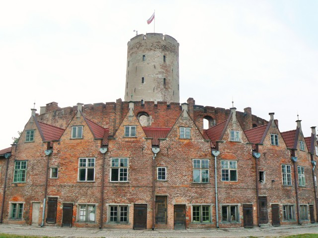 Wisloujscie Fortress, Gdansk. Tour to Gdansk, Sopot and Gdynia – Hit The Road Travel