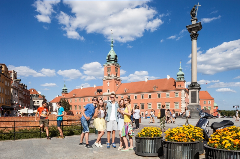 The Royal Castle in Warsaw. Warsaw tour – Hit The Road Travel