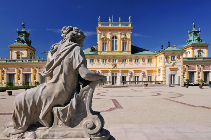 Wilanow Palace. Warsaw tour – Hit The Road Travel